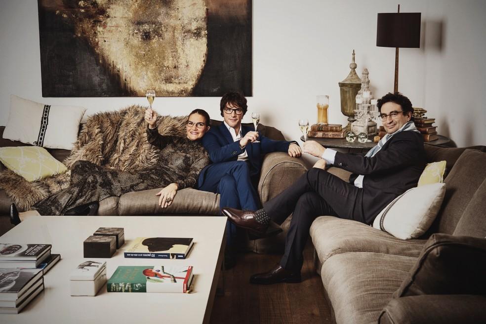 Samantha, Pepe & Jordi